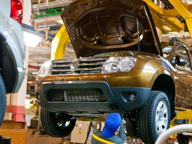 Дилеры пожаловались на дефицит «Renault Duster»