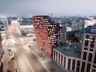 Жилой комплекс RED7 в Москве: нестандартный и уникальный подход архитекторов