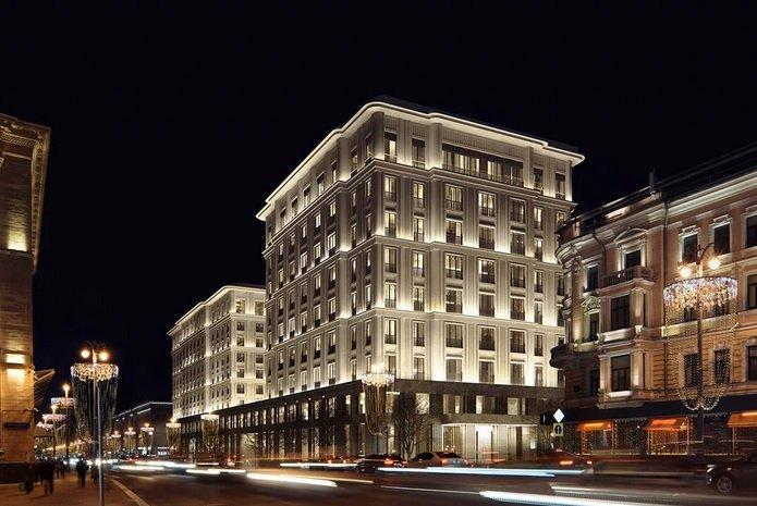 «Vesper» хочет избавиться от отеля на 1-й Тверской-Ямской улице