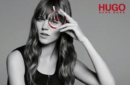 В Москве откроется первый женский магазин Hugo Boss