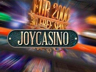 Joycasino промокод на деньги