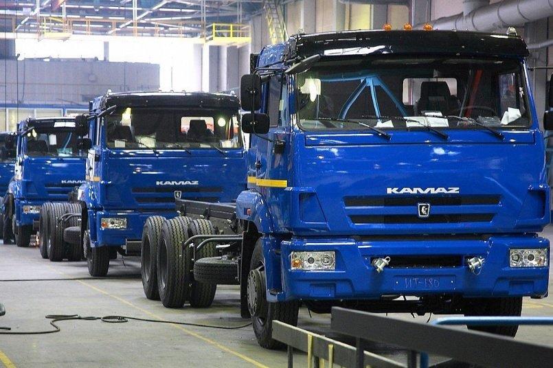 «КамАЗ» заявил о 4 возможных схемах партнерства с «Sollers»