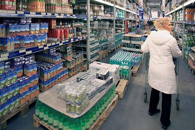 Онлайн-ритейлеры сообщили о росте спроса на бытовую химию и консервы