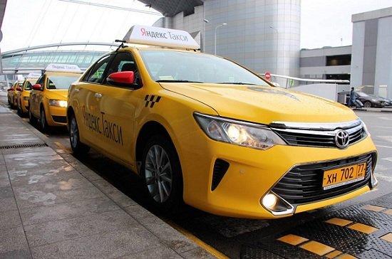 Таксопарки получили от Дептранса рекомендации по борьбе с вирусом