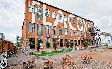 Учредители «Делателей Офисов» и «Флакона» решили заняться развитием офисов F-класса