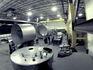 производство емкостей из нержавеющей стали