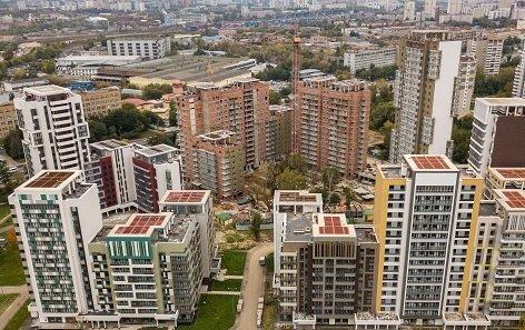 В России начало дорожать жилье