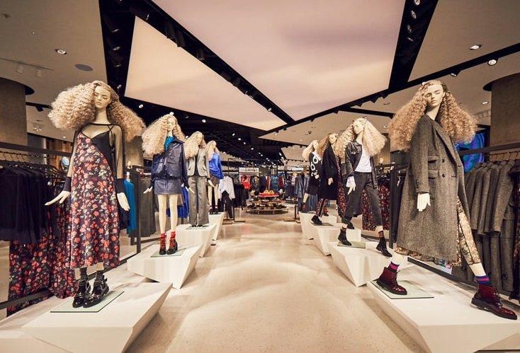 Fashion-ритейлеры могут понести значительные потери из-за эпидемии