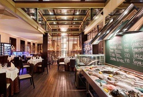 Столичные рестораны начали работать в режиме доставки