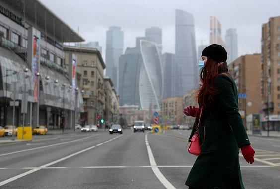 Режим самоизоляции будет действовать в столице до 14 апреля