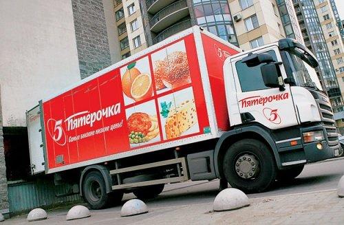 «Пятерочка» начала доставлять москвичам продукты день в день