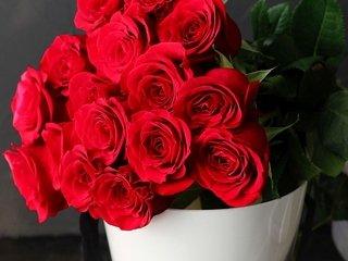 Букет цветов – поздравление в любую точку мира