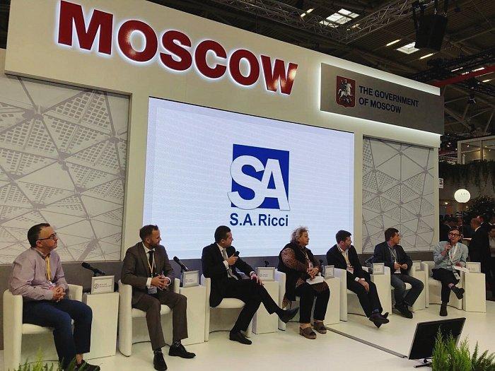 «S.A.Ricci» разделила бизнес