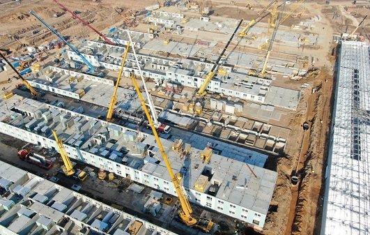 Новая больница в ТиНАО обошлась мэрии в 22 млрд руб.