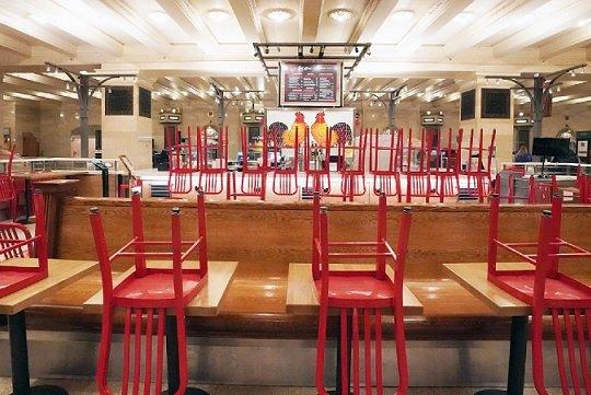 К июлю в России могут закрыться 70% ресторанов