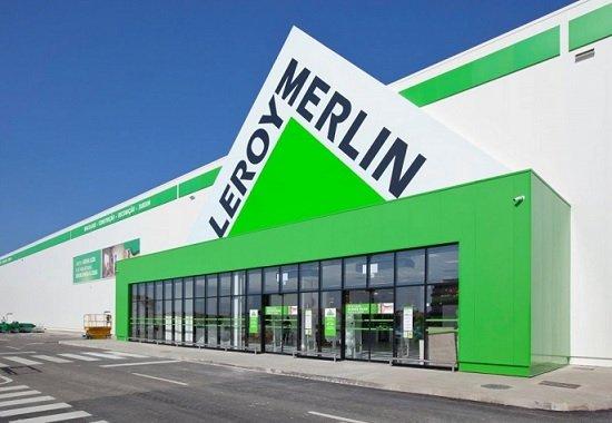 Сеть Leroy Merlin открыла свои точки в Москве и области
