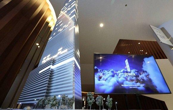 «Мосинжпроект» пытается привлечь от китайцев инвестиции на строительство небоскреба