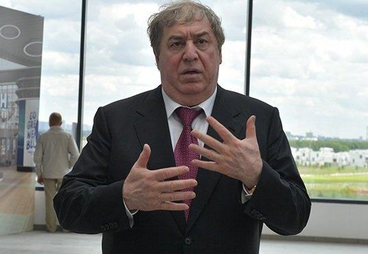Гуцериев решил выйти из совдира «М.Видео-Эльдорадо»