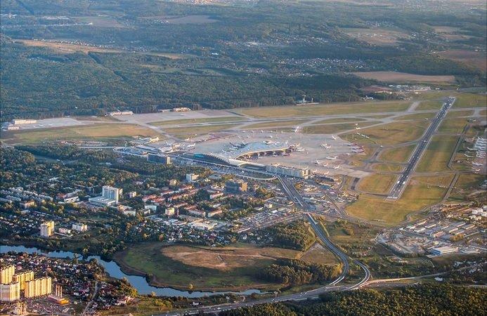 «Самолет» застроит земли недалеко от «Внуково»