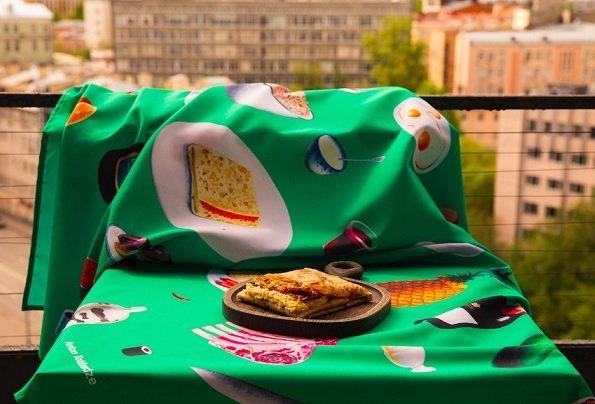 «Теремок» начал предлагать клиентам «скатерть-самобранку» для бесплатного заказа блюд