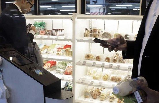 Сбербанк запусти в партнерстве с «Азбукой вкуса» и Visa аналог Amazon Go