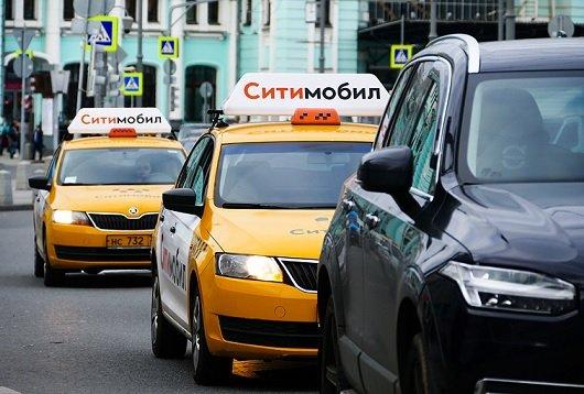Работающие с «Ситимобилом» водители начнут доставлять еду