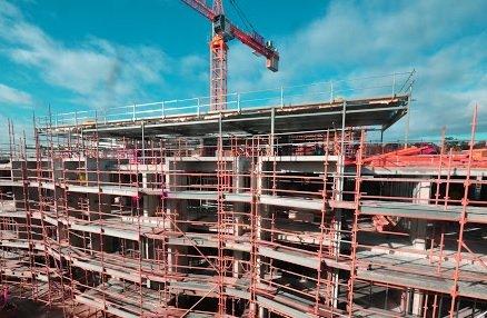 Сроки строительства моллов и офисов в Москве будут сорваны — PwC
