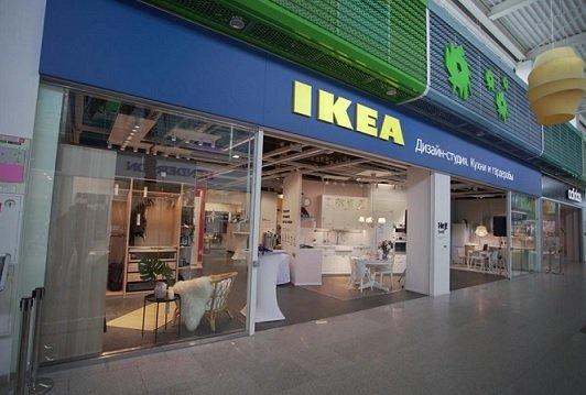 IKEA анонсировала открытие части магазинов