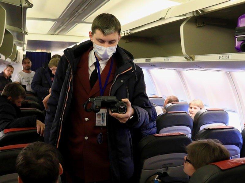 Авиаперевозчикам разрешили обеспечивать полную загрузку салонов
