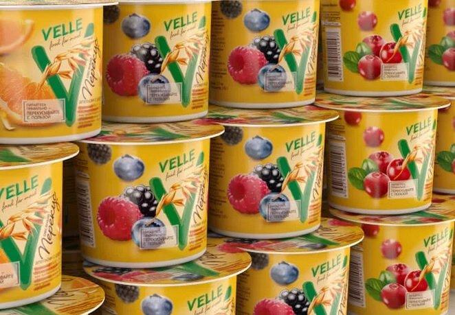 Производитель растительных коктейлей и йогуртов «Velle» сменил собственников