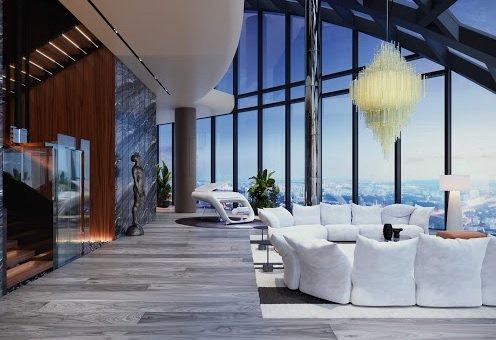«Федерация» продала «платиновые апартаменты» за 1,1 млрд рублей