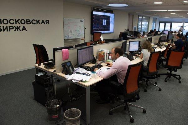 Инвесторы не проявили повышенной активности на первой вечерней сессии на Московской бирже