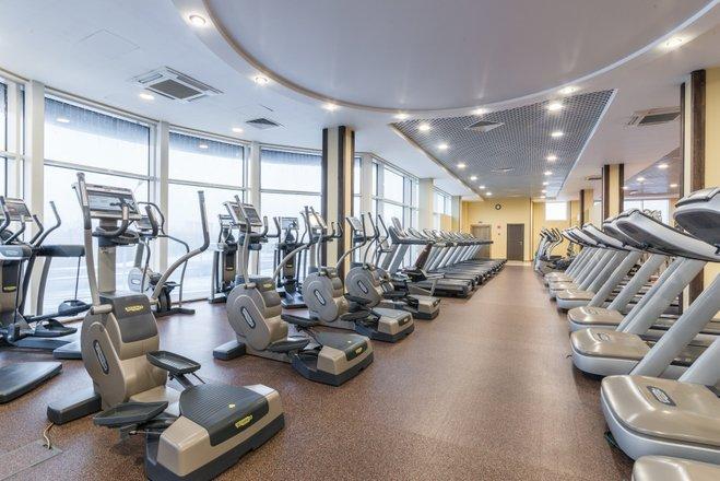 Москвичи пока не торопятся в фитнес-центры