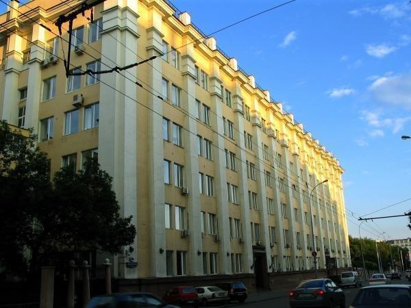 «Атомэнергопром» приобрел здание Минпромторга недалеко от Кремля