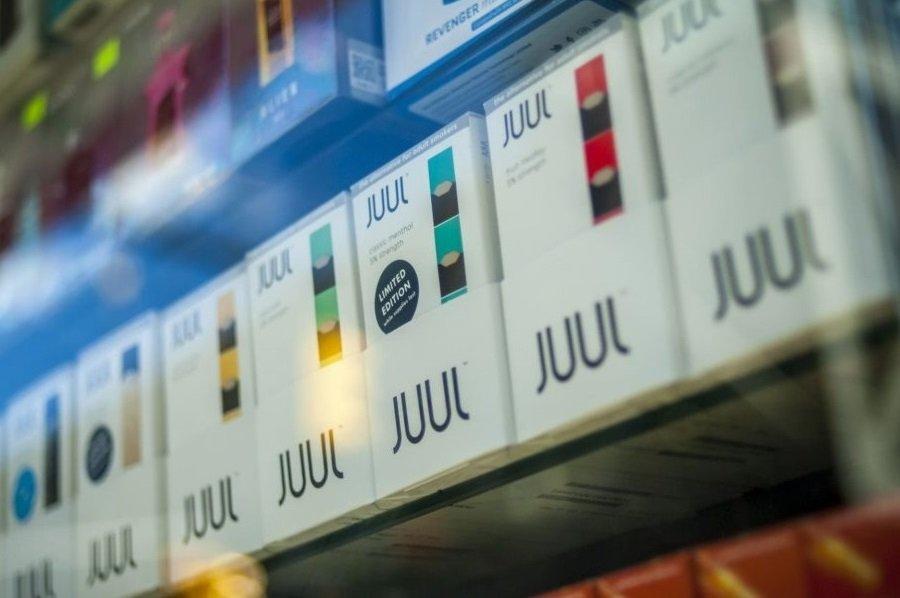 Компания «Juul» рискует потерять российский рынок