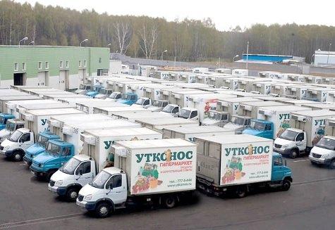 «Утконос» сдал позиции на рынке доставки