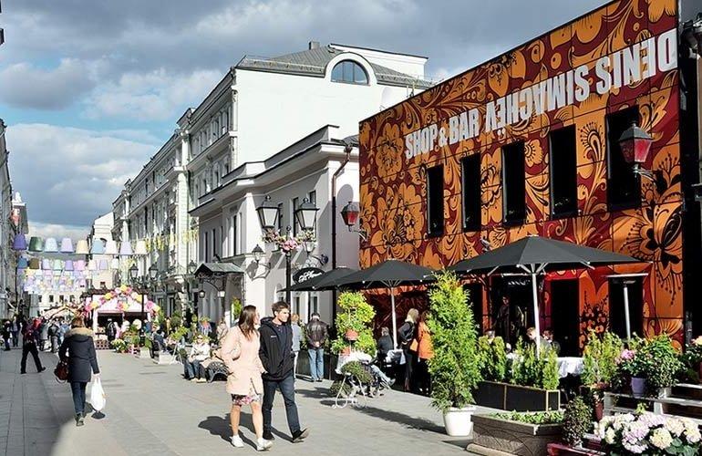 «Simachev Bar» хотят перестроить в торговый центр
