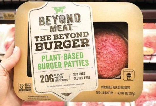 В магазинах «Перекресток» появились фарш и котлеты Beyond Meat