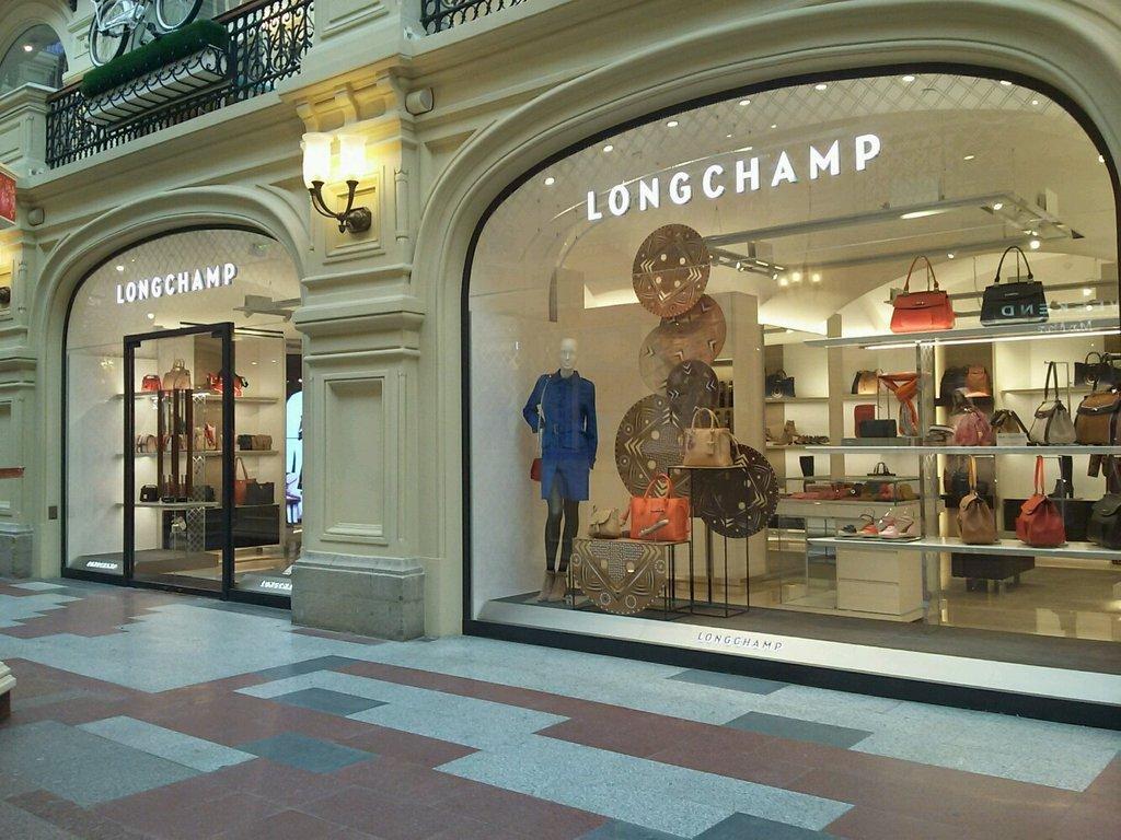 «Longchamp» сворачивает бизнес в России