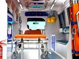 Как осуществляется транспортировка лежачих больных?