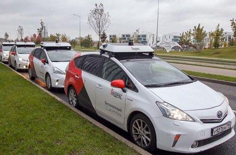 Роботизированные такси на московских улицах появятся после 2024 года