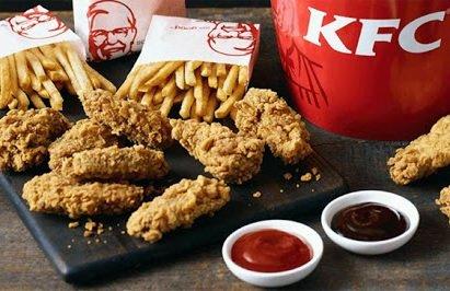 KFC договорилась с дочерней структурой «Инвитро» о производстве наггетсов из альтернативного мяса