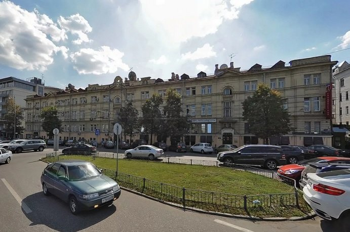 «Главстрой» изменит функциональное назначение офисного центра в Соймоновском проезде