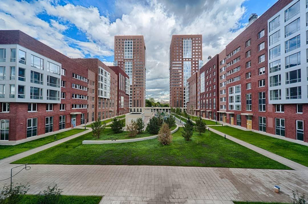 Группа «ПСН» решила выйти из проекта жилого квартала «Sreda»