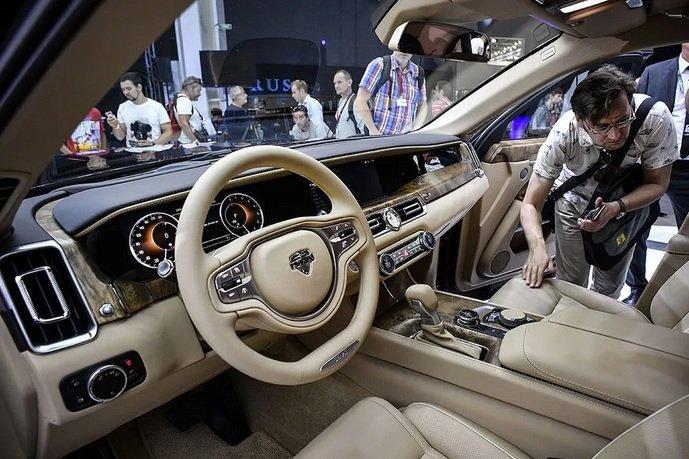 Компания, управляющая активами Игоря Шувалова, покупает разработчика коробки передач для «Aurus»