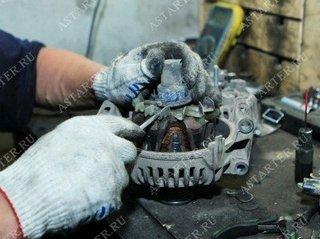 Особенности ремонта генераторов