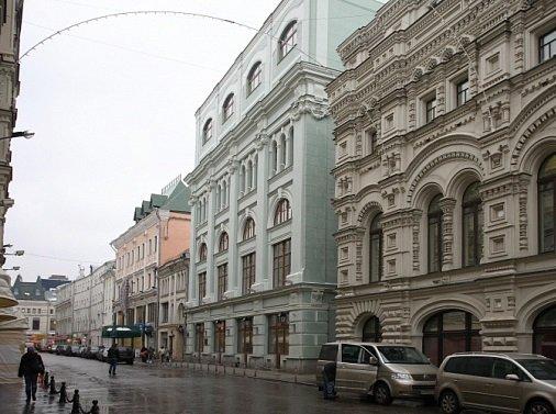 «Трасту» удалось продать здание Мещанинова подворья