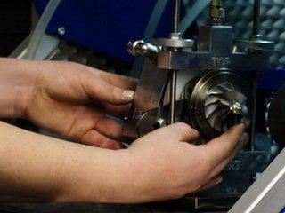 ремонт турбин в москве