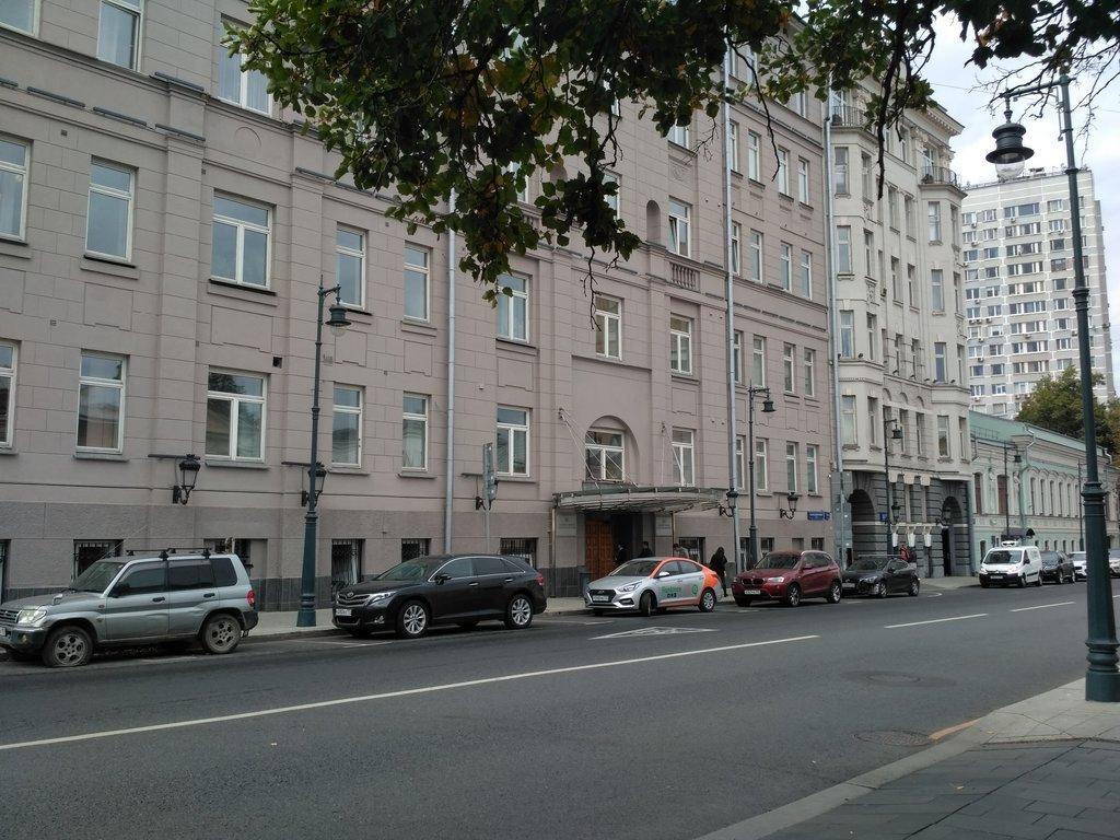«Моспромстрой» намерен избавиться от своей штаб-квартиры