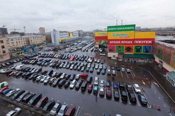 «Гранель» хочет застроить часть рынка «Дубровка»